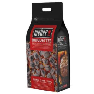 Угольные брикеты Weber, 8 кг