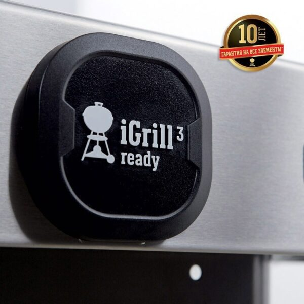 Гриль газовый WEBER GENESIS II E-310 GBS