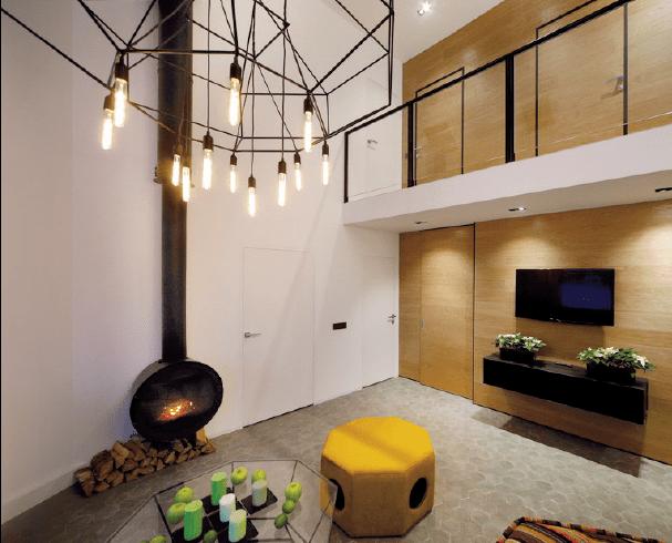 Schiedel PERMETER – стальной дымоход для каминов и печей