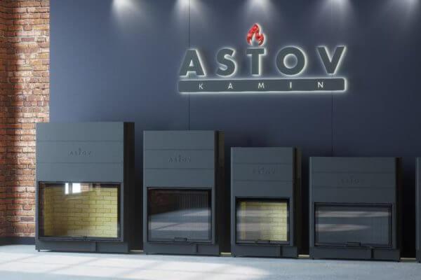 Камины ASTOV по ценам от производителя!