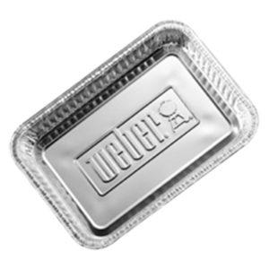 Алюминиевые поддоны малые, 10 шт