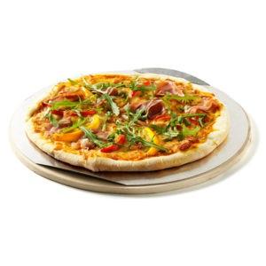 Камень для пиццы круглый, 36 см