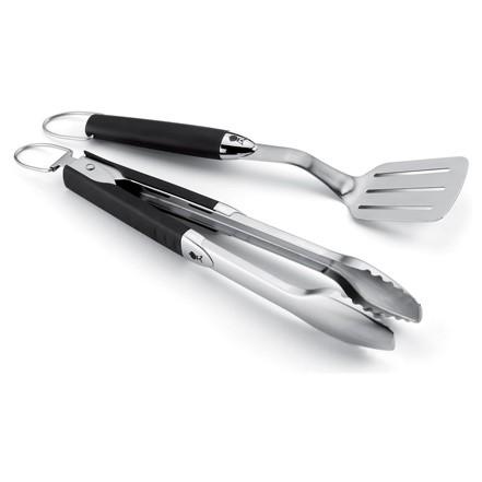 Портативный набор инструментов для гриля, 2 предмета