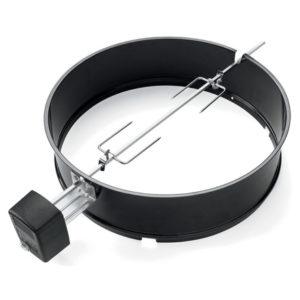 Вертел электрический для угольного гриля, 57 см