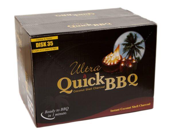 Угольные брикеты Ultra Quick BBQ (SAFIRE, COBB), 4 кг