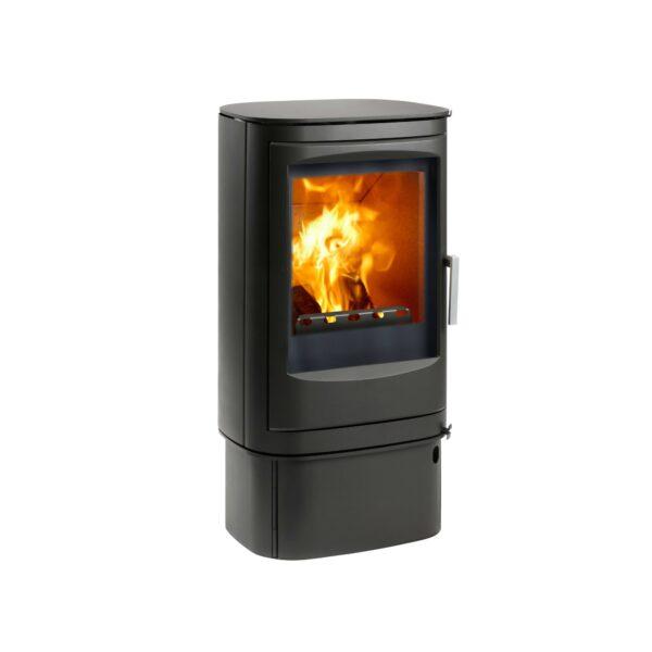 Камин Varde Fuego 1 Черная сталь