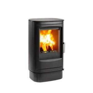 Камин Varde Fuego 2 Черная сталь