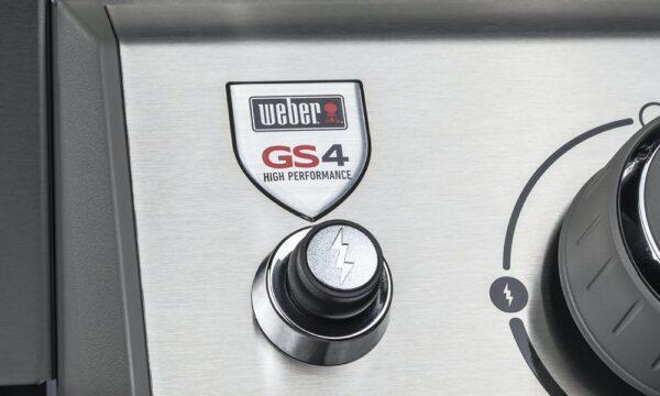 Гриль газовый WEBER Genesis II SP-435 GBS