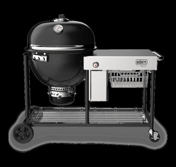 Гриль WEBER Summit® Kamado S6 Grill Center (Черный)