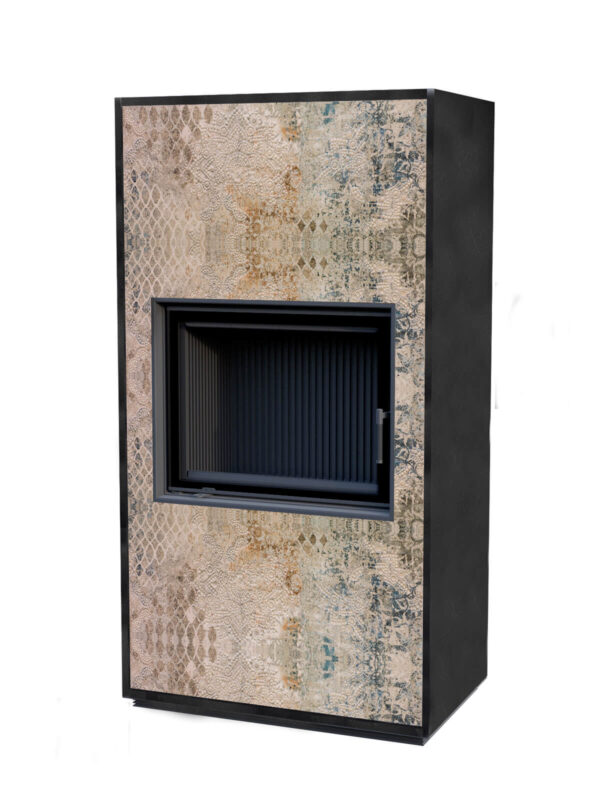 Печь-камин П3С 10057